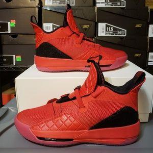 New Jordan 33 Bred